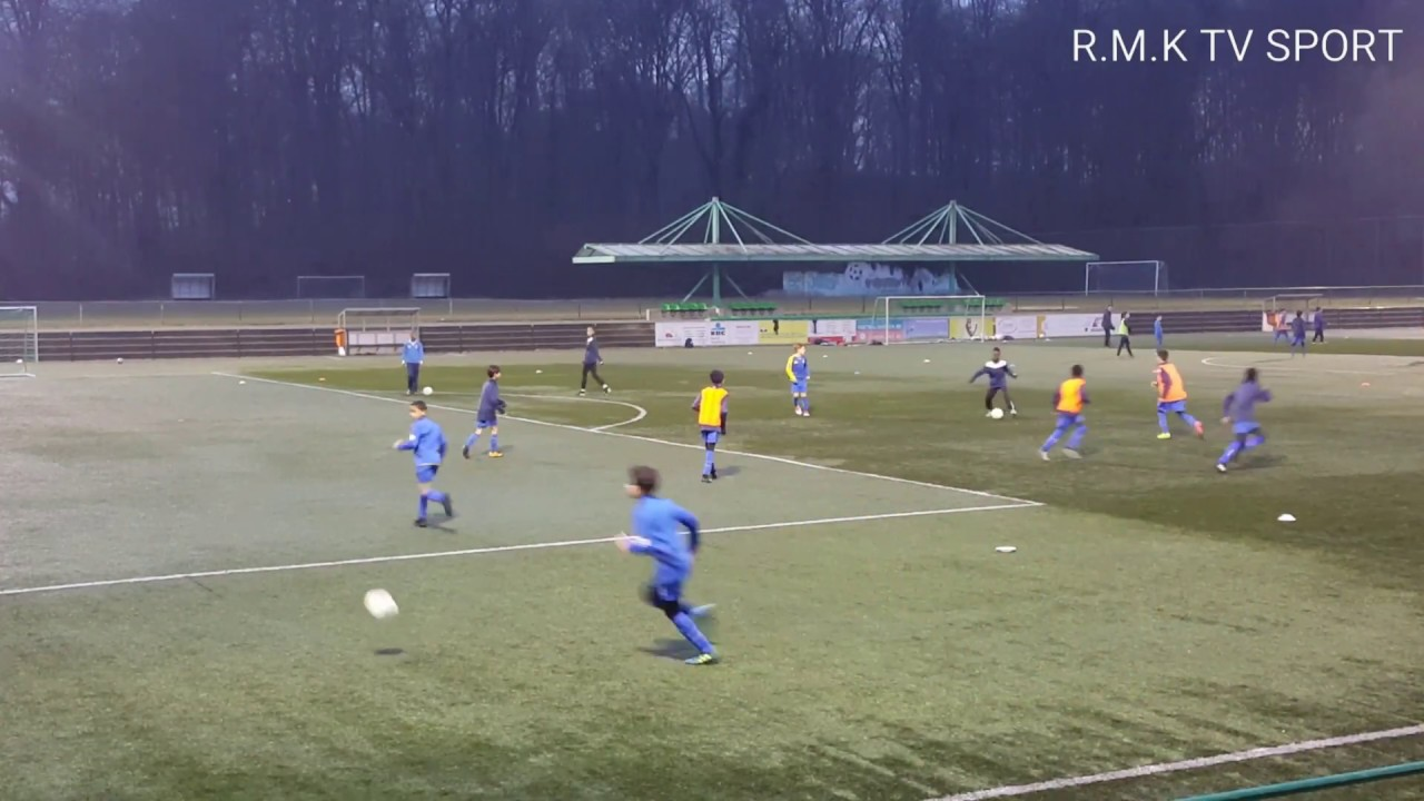 Download APPRENTISSAGE DU FOOTBALL U12ILA R.S.D JETTE 《3》 FORMATEUR J KAOUROU KOUYATE