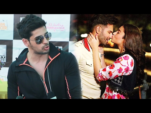 Thumbnail: Sidharth Malhotra JEALOUS Of Varun-Alia's CLOSENESS