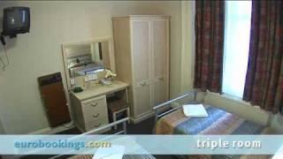London, England: Hanover Hotel Victoria