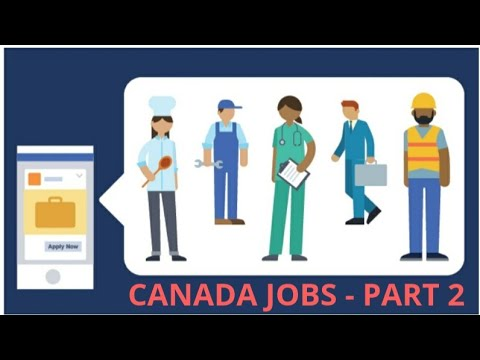Canada Jobs - Part 2| Canada Immigration | Life in Canada - Ep 26