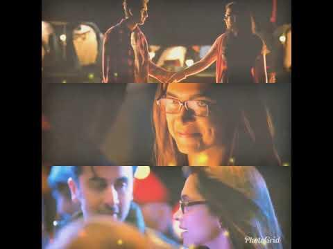Agar Tum Saath Ho Whatsapp Status 💏💑- Tamasha    Ranbir Kapoor       Deepika Padukone   