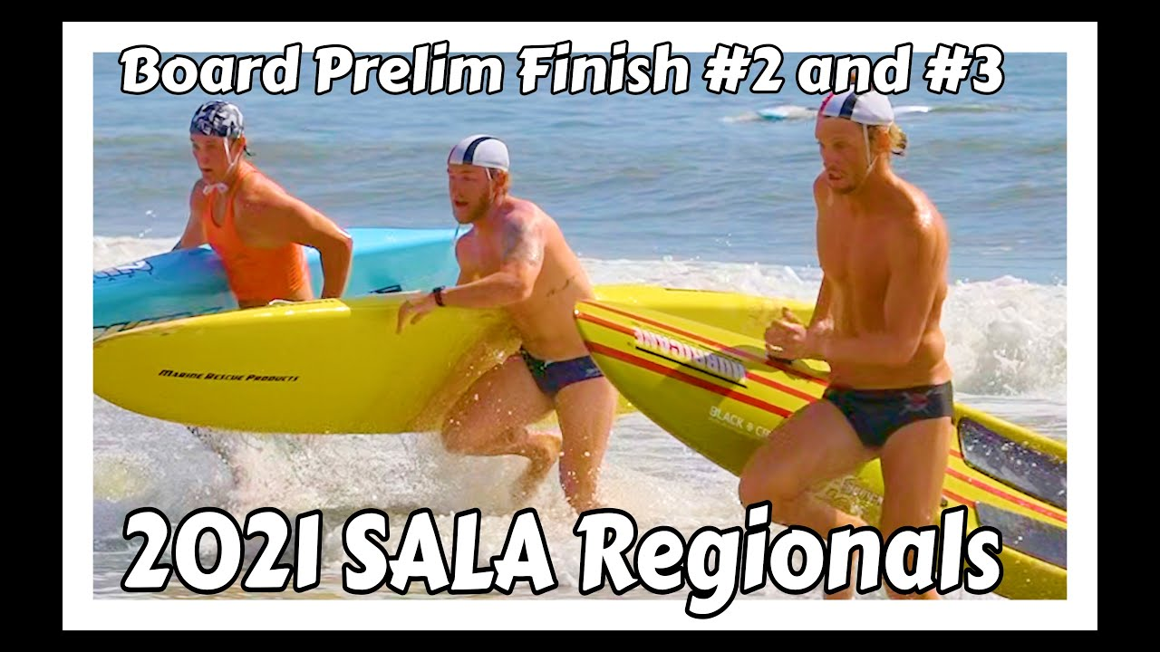 Board Prelim Finish #2 and #3 - 2021 SALA Regionals