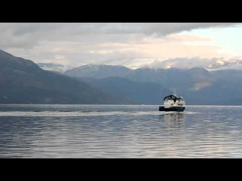 Restless Ocean - Aquafarming Vessel - Built by Fjellstrand AS