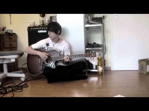 Elveon - DADGAD jam - acoustic guitar jamming