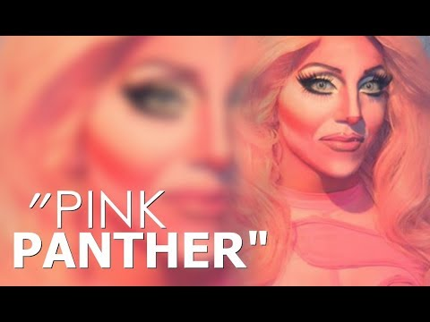 """"""" THE PINK PANtHER """" A-MEE ROSS 
