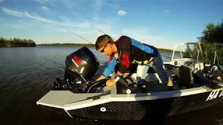 обзор лодки Windboat 45 DCX