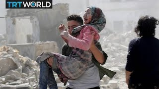 The War in Syria: Russia and regime are shelling people in Idlib
