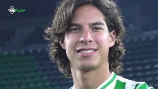 BEHIND THE SCENES   ¡Un día inolvidable para Diego Lainez!