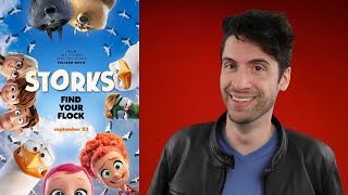 Storks - Movie Review by : Jeremy Jahns
