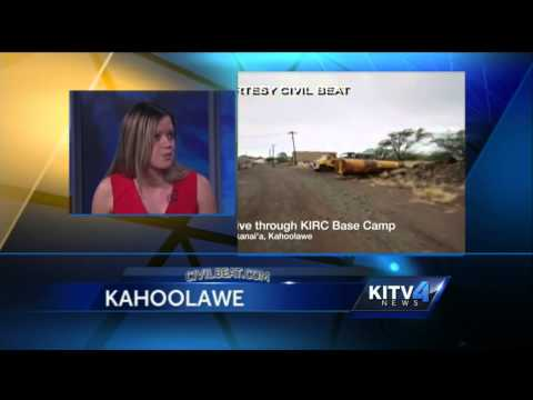 Efforts to protect Kahoolawe