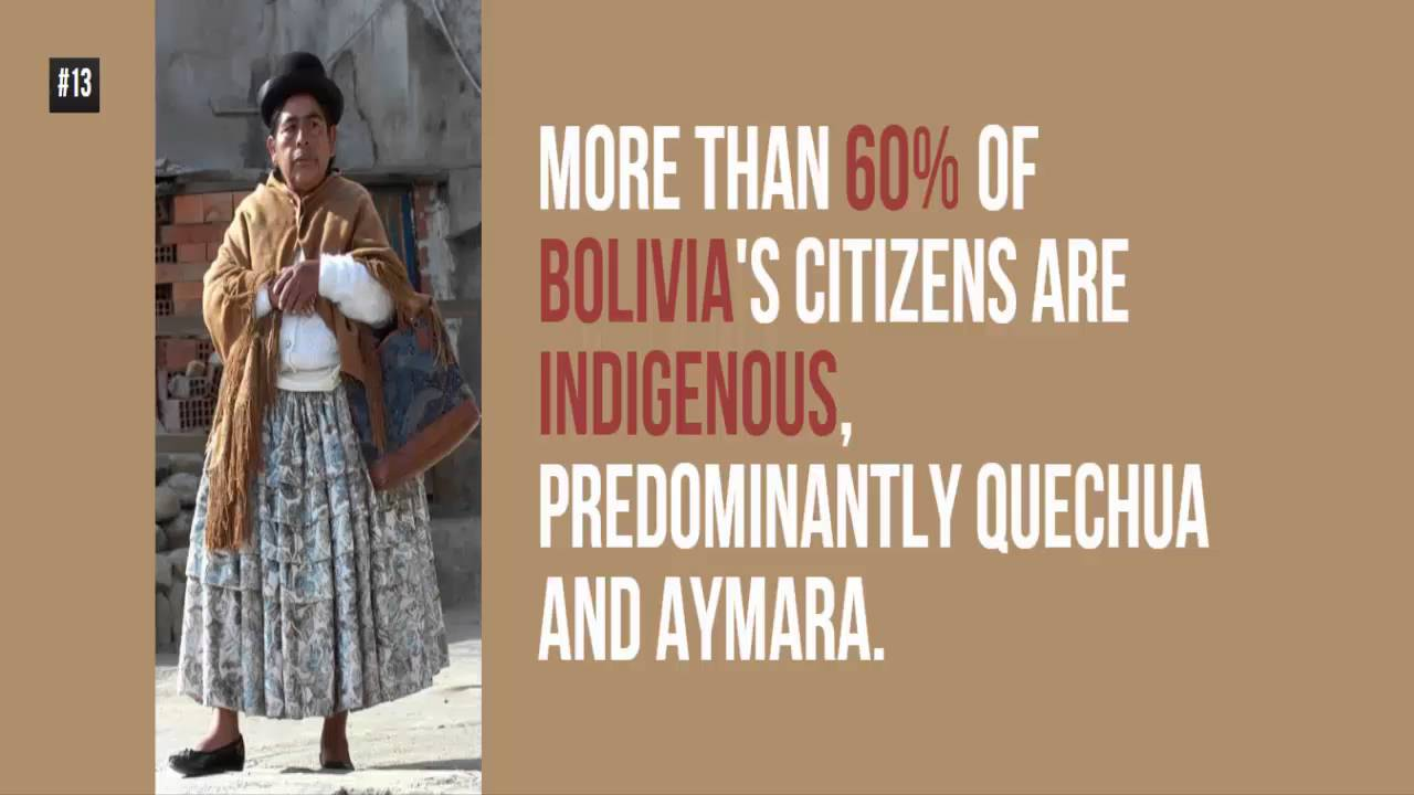 18 Interesting Facts About Bolivia 18 Strange Fun Facts About Bolivia Youtube