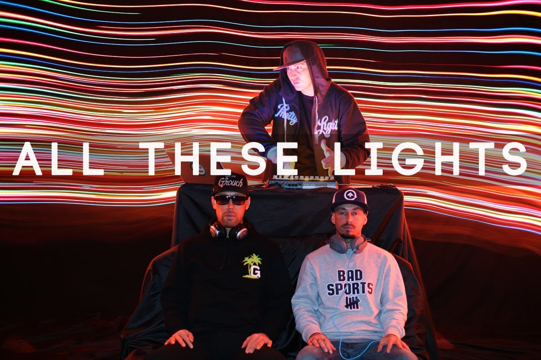 Download The Grouch & Eligh - All These Lights prod. Pretty Lights (Official Music Video)