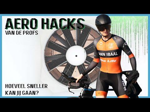DE BESTE AERO HACKS VOOR WIELRENNERS  - NK UPDATE 13