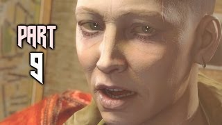 Wolfenstein The New Order Gameplay Walkthrough Part 9 - A New Home (PS4)