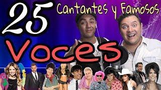 MAYORES BECKY G - IMITACIONES CANTANTES Y FAMOSOS