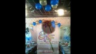 Оформление воздушными шарами праздников, мероприятий