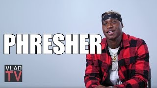 "Phresher on Remy Ma Denying She Dissed Nicki on ""Wait a Minute"" Remix (Part 4)"