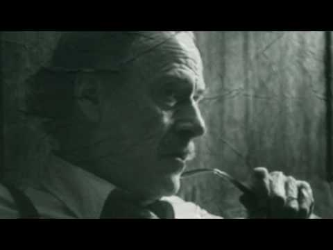 Marshall McLuhan 1975 - Full interview with Anglo-French journalist Nina Sutton