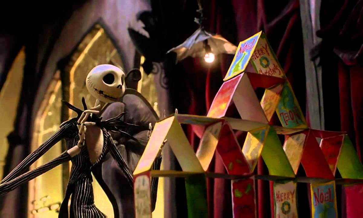 The Nightmare Before Christmas - Jack\'s Obsession HQ - YouTube
