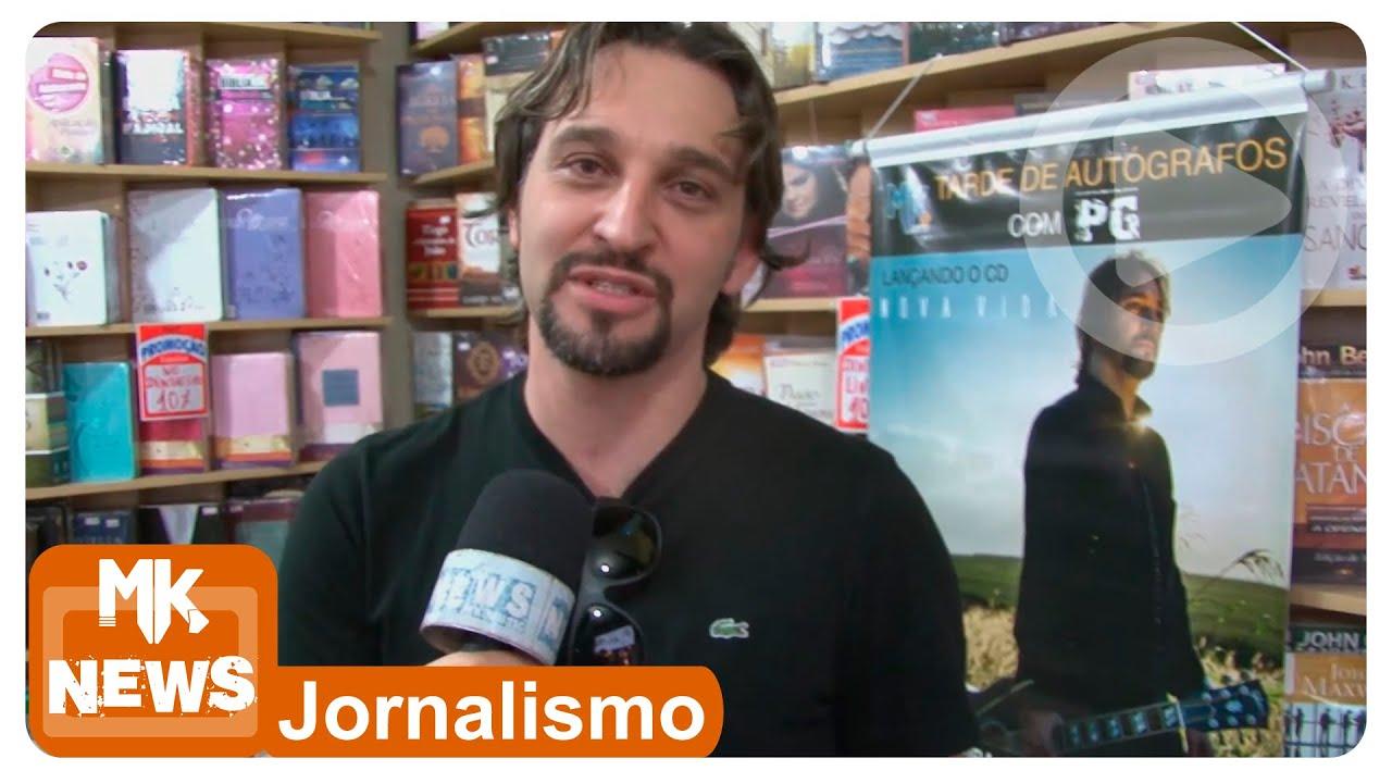 PG - CD Nova Vida - Tarde de Autógrafos em Nova Iguaçu - (News)