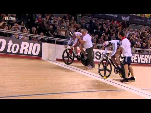World Track Cycling Championships 2016: Day 4 - Full coverage (HD)