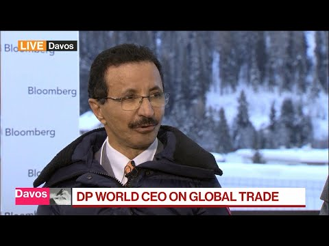 DP World CEO Says `Very Bullish' About Africa Prospects