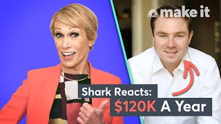 Barbara Corcoran Reacts: Living On $120K A Year In The D.C. Area | Millennial Money
