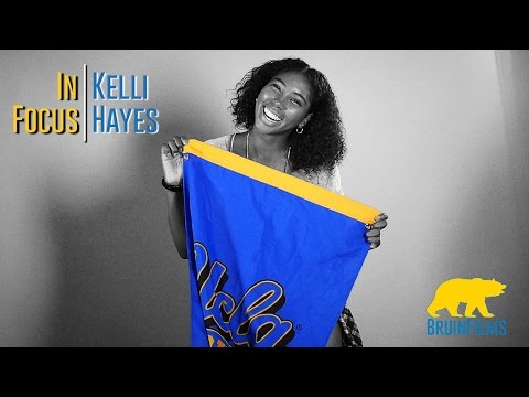 In Focus: Kelli Hayes