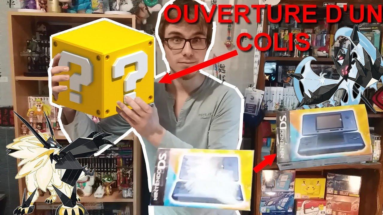Ouverture d 39 un colis solde jeux video pas de vide grenier aujourd 39 hui youtube - Vide grenier 84 aujourd hui ...