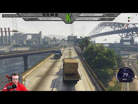 Grand Theft Auto 5 FiveM Trium RP FR