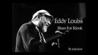 Eddy Louiss-Blues For Klook (Mix Thunder)