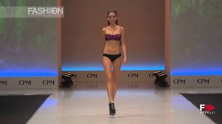 """CPM BODY & BEACH"" Spring Summer 2014 Moscow HD by Fashion Channel"