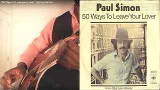 "Guitaro 5000 covers ""50 Ways to Leave your Lover "" by Paul Simon"