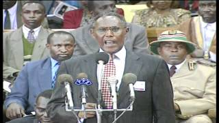 Life and Times of Prof Saitoti Saitoti
