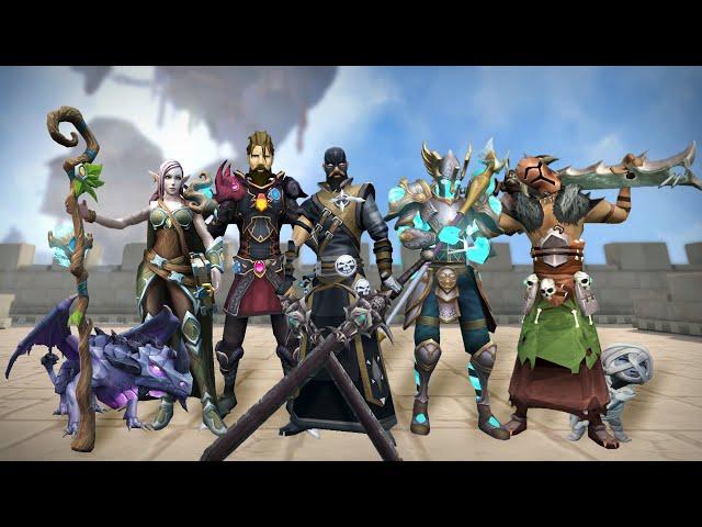 RuneScape (видео)