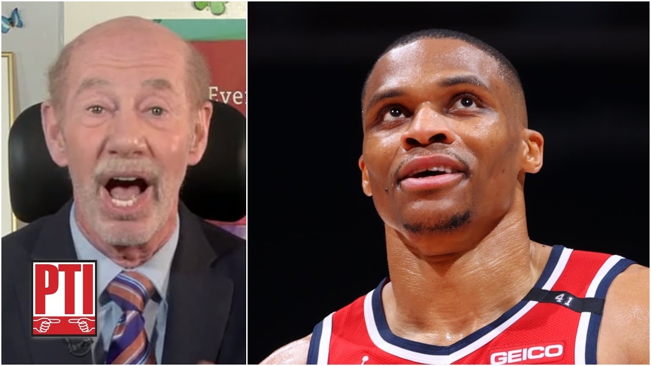 Download Tony Kornheiser sounds off on Russell Westbrook being floated as the 2nd-best point guard ever
