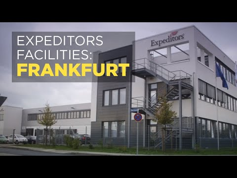 Expeditors In Frankfurt