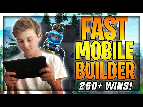 PRO Mobile PLAYER on iPhone! // FAST Builder! // 267+ WINS ...