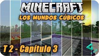 Minecraft - Los Mundos Cúbicos - T2 - Capitulo 3 - El Templo Sumergido - 1080p HD