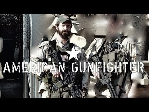 American Gunfighter Episode 2 - Tom Spooner, Northern Red - Presented by BCM