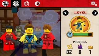 LEGO Ninjago WU-CRU Part 13 - iOS / Android - HD Gameplay Trailer