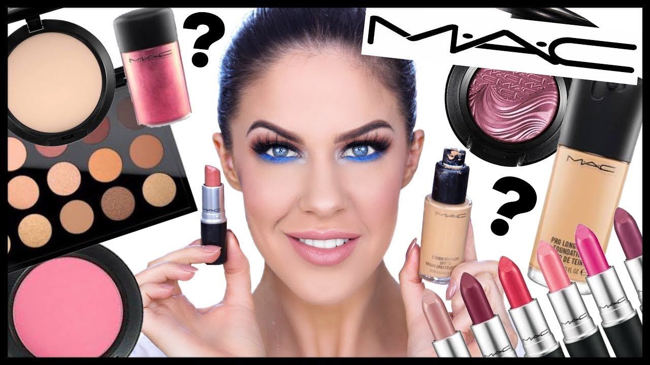 Zeer TOP FIVE MAC MUST HAVES!!! BEST MAC MAKEUP!! - YouTube @HU97