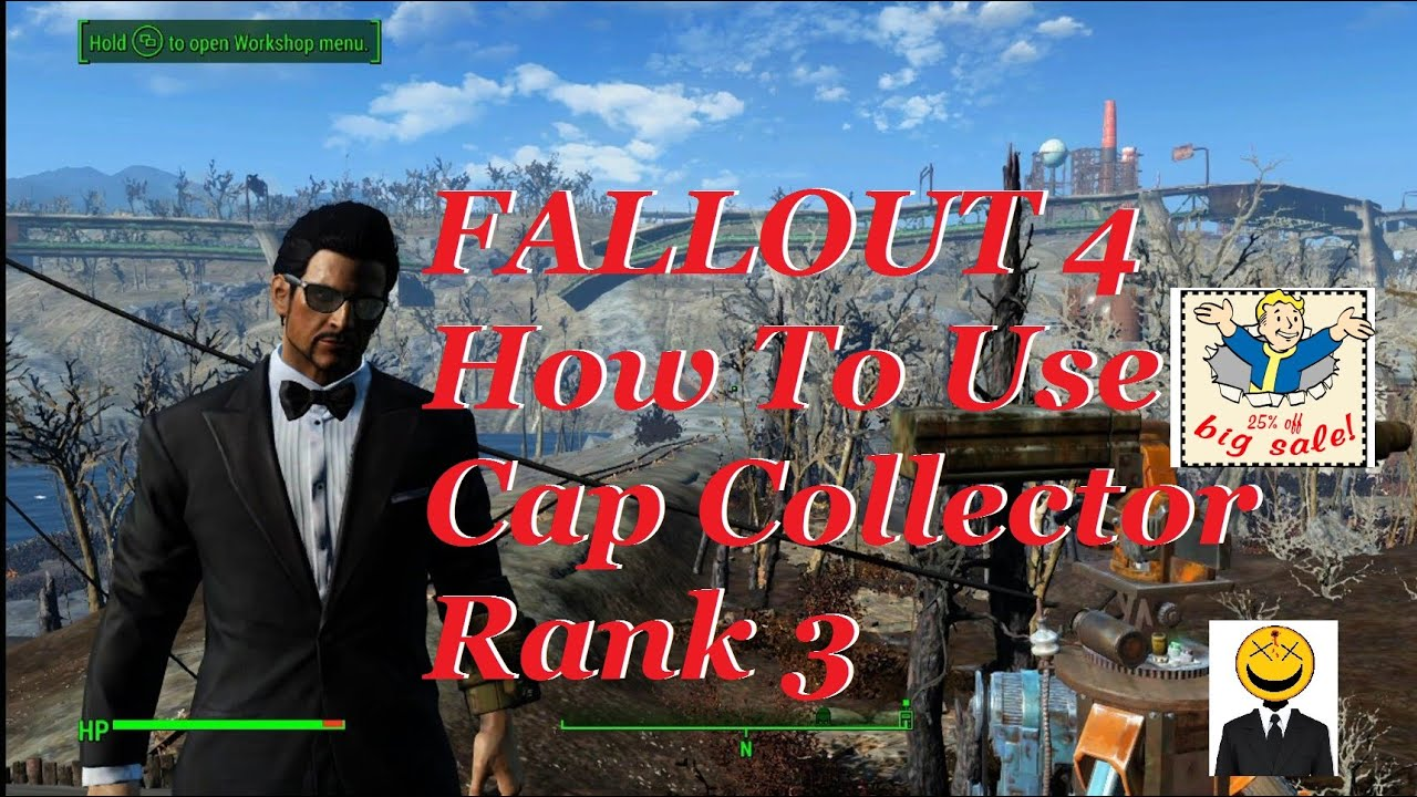 fallout 4 how to make caps