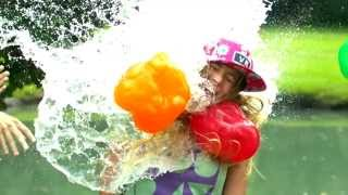 Water Balloon Punch to Face in Super Slow Motion!