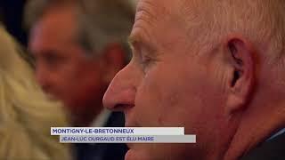 Montigny-le-Bretonneux : Jean-Luc Ourgaud élu maire