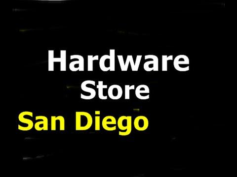 San Diego Hardware Store