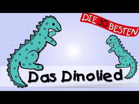 Das Dinolied - Wissenslieder für Kleinkinder || Kinderlieder