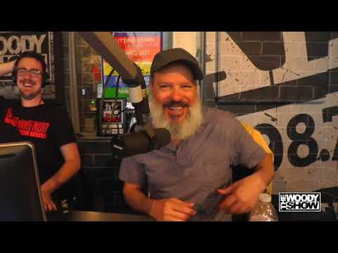 The Woody Show - David Cross stops by