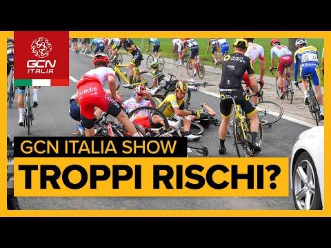 Si può rendere il ciclismo più sicuro? | GCN Italia Show 85