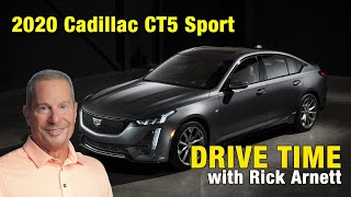 Drive Time: The 2020 Cadillac CT5 Sport